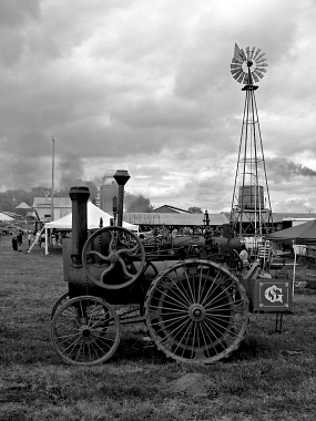 2009 Steam and Gas Pasture Party